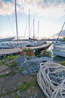 Free Circolo Nautico NIC Porto Di Catania - Sicilia Italy Italia - Creative Commons By Gnuckx Stock Image - 84907001