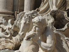 Free Italy-Roma-Fontana.di.Trevi - Creative Commons By Gnuckx Royalty Free Stock Photo - 84907545
