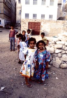Free 1996-Yemen People Stock Photography - 84910332