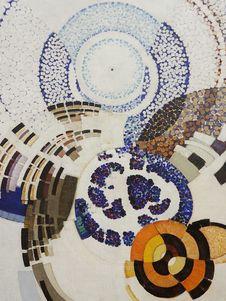 Free &x22;Autour D Un Point&x22; &x28;détail&x29;, Frantisek Kupka, 1920-1925/1930. Centre Pompidou, Paris Stock Photography - 84911372