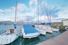 Free Circolo Nautico NIC Porto Di Catania - Sicilia Italy Italia - Creative Commons By Gnuckx Stock Photos - 84911983