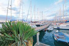 Free Circolo Nautico NIC Porto Di Catania - Sicilia Italy Italia - Creative Commons By Gnuckx Stock Image - 84912001