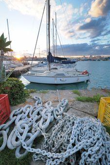 Free Circolo Nautico NIC Porto Di Catania - Sicilia Italy Italia - Creative Commons By Gnuckx Stock Images - 84912304