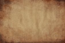Free Brown Grunge Textured Background Royalty Free Stock Image - 84913066