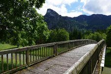 Free Bridge Over River Stock Photography - 84914212