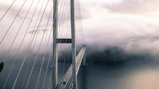 Free Suspension Bridge Stock Images - 84914334