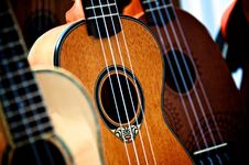Free Close-up Of Guitar Stock Photo - 84916980