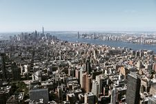 Free New York City Skyline Stock Images - 84918084