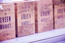 Free Vintage Wooden Boxes Royalty Free Stock Image - 84918106