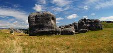 Free Elephant Rocks Otago. Stock Image - 84921831