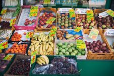 Free Fruit Stand Royalty Free Stock Photos - 84923388