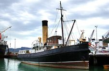 Free Steam Tug&x22; Lyttleton&x22; Royalty Free Stock Image - 84924116