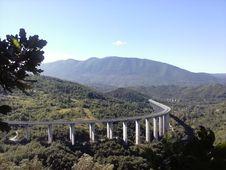Free Abruzo Autostrad Stock Images - 84924214