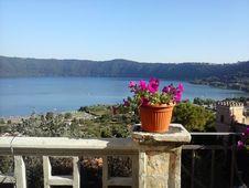 Free Lago Di Albano Royalty Free Stock Photos - 84924248