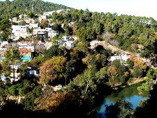 Free Vallvidrera Village Royalty Free Stock Images - 84924249