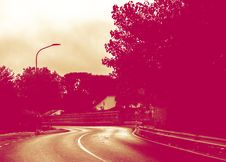 Free MM00A-1406 TVJ ROAD URB X10 Royalty Free Stock Photography - 84924657