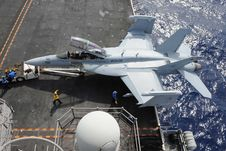 Free Boeing EA-18G &x22;Growler&x22; Royalty Free Stock Images - 84924779