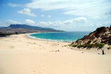 Free Duna De Bolonia, Cadiz &x28;Spain&x29; Stock Photography - 84924842