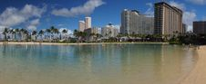 Free Honolulu Waikiki. Royalty Free Stock Photography - 84924857