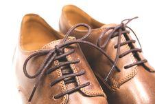 Free Shoe Laces Stock Image - 84925271