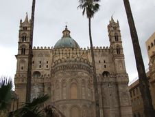 Free Palermo-Sicily-Italy - Creative Commons By Gnuckx Royalty Free Stock Photography - 84927597