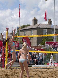 Free Sky, Cloud, Volleyball Net, Brassiere Stock Photo - 84927710