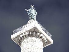 Free Italy Roma - Creative Commons By Gnuckx Royalty Free Stock Photography - 84928537