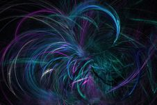 Free Flame Fractal 8 Royalty Free Stock Photography - 84928587