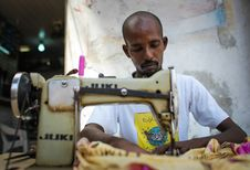 Free 2013_08_05_Mogadishu_Life_Economy_008 Stock Photography - 84928732