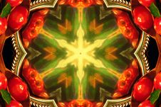 Free Kaleidoscope Design 25 Royalty Free Stock Image - 84928776