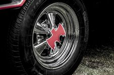 Free Close-up Of Tire Rim Stock Images - 84929294