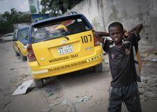 Free 2013_09_01_Mogadishu_Taxi_Company_004 Stock Image - 84929361