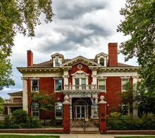 Free Colorado Governors Mansion Royalty Free Stock Images - 84929899