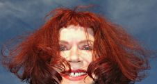 Free PUBLIC DOMAIN DEDICATION Pixabay-Pexels Digionbew 14. 04-08-16 Wild Red Hair LOW RES DSC07864 Royalty Free Stock Photo - 84930435