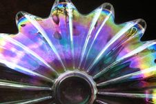 Free Iridescent Plate Royalty Free Stock Photography - 84931017