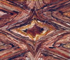 Free Kaleidoscope Rock Pattern Stock Image - 84931041