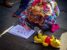 Free Rally For Aleppo - 02 Stock Photos - 84931333