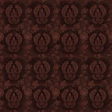 Free Antique-Embossed-Leather Royalty Free Stock Image - 84931476