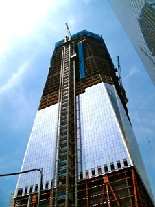 Free Skyscraper Under Construction Stock Photo - 84931640