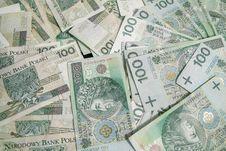Free Polish Zloty Stock Image - 84931841