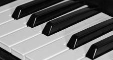 Free Piano Keys Royalty Free Stock Image - 84932606