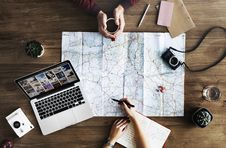 Free Trip Planning Stock Photo - 84932710