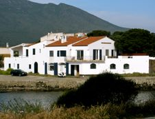 Free Cadaqués House Stock Images - 84932714