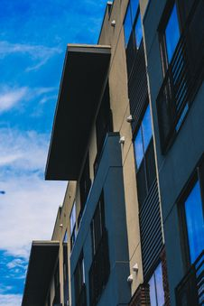 Free Apartment Building Stock Images - 84932814