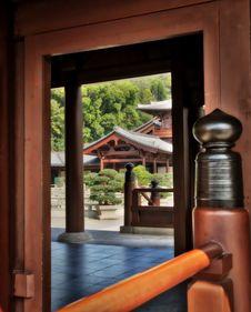 Free Chi Lin Nunnery, Hong Kong Royalty Free Stock Image - 84933186