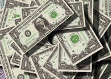 Free 1 Us Bank Note Stock Photography - 84933382