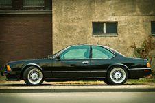 Free Black Sedan Parked Near Gray House Stock Photo - 84933660