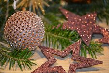 Free Close-up Of Christmas Tree Stock Photos - 84934183