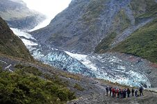 Free Fox Glacier NZ &x28;1&x29; Stock Image - 84934331