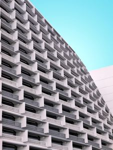 Free Tall Modern Hotel Building Royalty Free Stock Photography - 84934517